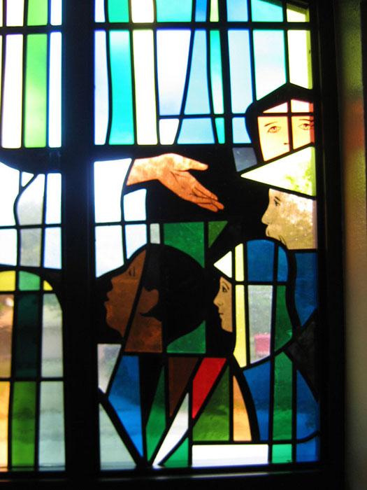 Tim McClure Stained Glass Design Portfolio Oak Cliff